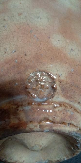 萩焼の田原陶兵衛の茶碗を購入。この印は田原陶兵衛間違いないですか?