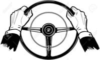 車の運転中はハンドルは必ず両手でしっかりと持ちますか? 渋滞や信号待ちの時でもハンドルを両手で持ったままにするのが本来の運転だと思いますか?