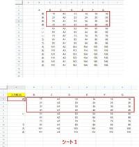 Googleスプレッドシートで、特定の文字列を含む行ごと別スプレッドシートから複数抽出したいのです。  A,B,C,D・・・と列があり、A列の文字列を別シートへ入力・コピぺした際に抽出です。 複数入力しても抽出出来るようにしたい事、A列の同一文字列で別値の行も抽出したい事となります。  一度お助け頂いたのですが、Vlookupを使用するとA列の同一文字列で複数別値があった場合、一つし...