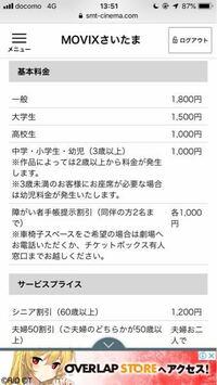 SMT membersのクーポンについてです。 劇場購入の場合1300円となっているのですが、私は高校生なので元は1000円です。高校生がクーポンを使ってもなんの意味もないのでしょうか?