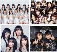 アイドルグループと言えば下記4グループがあげられますがどのグループが最強と思いますか? ・歴史のハロプロ ・CD売り上げのAKBグループ ・動員数のももクロ ・世界規模の BABYMETAL