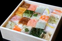 江戸前寿司も好きですが、大阪寿司も好きです、皆さんは???