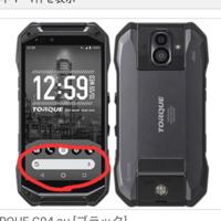 torque g04の待ち受け画面 下部の 赤マルのGoogleウィジェットは消せないんでしょうか?