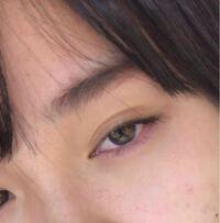 私の妹の写真なのですがこの目って桃花眼ってやつですか?それにしても綺麗じゃないですか??すいません姉バカですね、、ご意見待ってます!