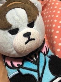 YGのキャラクターのクランクですが、これはBIGBANGの誰だと思いますか?