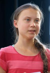 環境活動家のグレタ・トゥーンベリさん16才の魅力を教えてください(;_;)