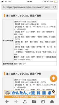駒澤大学センター試験利用入試について質問です。下の画像の国語の事なんですが、200点満点なのでこの場合漢文は必要ですよね?