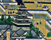 江戸城のあった場所って現在の皇居ですよね? 写真にある江戸城って 現在は、ありませんが、いつ頃まで あったのでしょうか? また、なぜ解体されたのでしょうか?