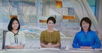 「モーサテ」トリオ 誰が良いですか。私はしっかりタイプの佐々木明子アナです。 ※モーニングサテライト(テレビ東京)の略です。