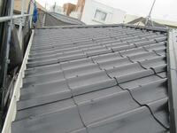 塗装業者が「この屋根は縁切りが出来ない屋根」と言っていましたが本当でしょうか?  添付画像参照