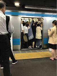 京浜東北線は、いつもこんな感じなのは、なぜですか?