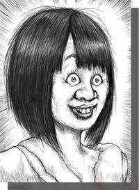 漫☆画太郎先生が描いた悠木碧さんどうですか