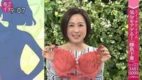 【放送事故】NHK「あさイチ」で信じられないハプニング‥安部みちこアナおっぱい丸出しの瞬間が映りましたがどう思いましたか?見てください、胸が丸見えです。。既婚者にこんな事をさせるなんて許せませんよね? ...