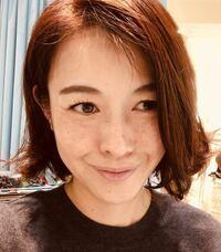 杉崎美香、雰囲気変わりました?