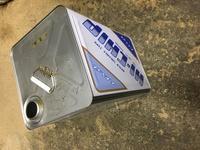 機械加工に使用したものです。 この缶はどのように捨てるのですか?
