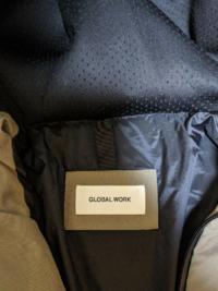 グローバルワークというブランドのダウンジャケットをプレゼントしてもらいました。 これは、有名なブランドてすが?、 レディースが多いですか? それともメンズですか?