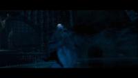 ハリーポッターでヴォルデモートがダンブルドアと戦った時に使ったこの呪文に名前ってついてますか?体から黒いのをバーって出すやつです。