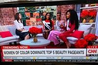 世界では有色人種への差別に関して  色々問題提起もされているようですが  例えば日本の芸能界では 改宗したわけではない  生まれつきのムスリムの女優とかは  どれくらいいるでしょうか? 日本では人種差別 民族差別は無いでしょうか?  https://www.cnn.co.jp/showbiz/35146875.html  (CNN) 14日に開催されたミス・ワールド世...