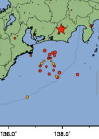 南海トラフ沿いで小さな地震が多発してますが南海トラフを誘発したりしないでしょうか