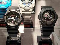 G-SHOCK カシオ アナデジタイプ GA-300-1A  時計、日付、DAY 合わせ教えて下さい。