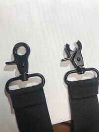 ショルダーバッグの金具が壊れてしまいました。直す方法はありますか?欠片はなくなってしまいました。