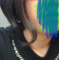 髪の毛を内巻きにすると、こんなかんじのクセがつきます。どうしたらキレイに内巻きにできますか?