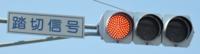 「踏切信号」が、青信号ではなく、黄色点滅信号のとき、 どうやって進みますか??  この黄色点滅は、具体的に何に注意せよという意味ですか??