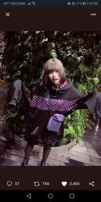 この服どこのブランドとかお店のか分かりますか?  知ってる方いたら教えて欲しいですっ   永ennのアリス フォーエイト ベビタピ