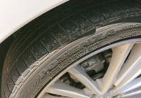 このタイヤはもう交換しないとまずいレベルですか?? ポテンザRE050、走行距離は3万5千キロです。