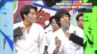 サバンナ高橋さんの向かって右奥にいるのは中川家の礼二さんですか?