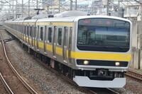山手線からE231系500番台がいなくなりましたが、中央総武線のE231系0番台(6扉車付き)と武蔵野線205系の引退はいつ頃でしょうか?
