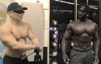 黒人の骨格と黄色人種の日本人の骨格って具体的にどう違います? 鍛えてる人の体見ると違いが一目瞭然ですよね