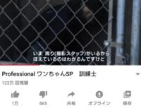 NHK訓練士は犬を殴って躾してた。 殴ってでも主人は俺だと覚えさせるかの如く。 でも沢山、好評価付いてた。 ポチパパさんは絶対叩かない。 どっちが正しいの?