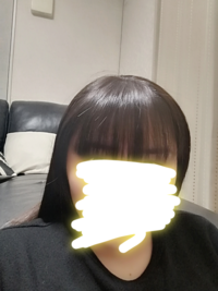 前髪思いですか?