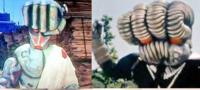 大喜利です。 ロボット刑事に登場するカラテマンとジャッカー電撃隊に登場するデビルグーが戦ったら、どっちが勝つ?  エロ・グロは要らんよ。