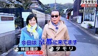 NHKのブラタモリ、林田理沙アナから浅野里香アナに代わりますが、 林田理沙アナのブラタモリ、今一つ盛り上がりに欠けたように思います。 その理由は何だったと思いますか?
