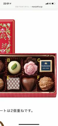 モロゾフのチョコレート9個いりでお酒が入ってますか?4つくらいはお酒入っていた場合、苦手な人は食べれない人もいますかね?