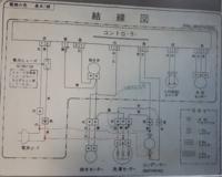 洗濯機のモーターの配線を教えて。 図の洗濯機からモーターを取り出し、別用途で使用したいと考えています。  赤と緑の通り接続して動きますか? また、回転方向を変えたい場合は、緑の接続先を○で囲んだ赤の線に変えればいいですか?