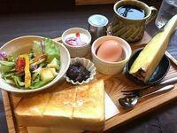 名古屋市内の喫茶店 モーニングのボリュームが凄いそうですが、土日のランチタイムも期待出来るのでしょうか?