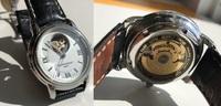腕時計のメーカーを探しています。 名前は[PHILIPPE BOUCHET](フィリップブーシェ)(swiss made時計)と言うメーカーです。 20年ほど前に購入した、写真の自動巻時計のメーカー。  当時 はBOLTEXと言う商社が日本で販売していたのですが、いつのまにか日本撤退。 この腕時計のメーカーがWEBで確認できなくなりました。  このフィリップブーシェブランドの腕...