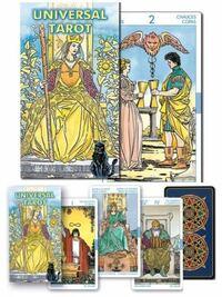 タロット占いをしたくてカード購入を検討しています。 この画像のタロットカードは、ウエイト版、マルセイユ版、どちらですか? 初心者でも扱えますか?