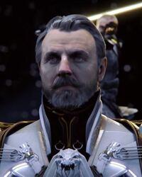 スターウォーズの登場人物についてなんです。画像のキャラクター「ヴァルコリオン」(?)とは何者なんでしょうか?調べるとシス皇帝らしいんですが、服装や武器などが 私の知るシスのものではないので、いまいちよ...