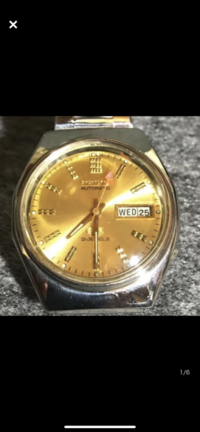 セイコー5の製造年月を教えていただけませんか? 裏蓋には301095の6桁と6309ー5100が刻印されています。 腕時計に詳しい方、ぜひ教えて下さい。 よろしくお願いします。
