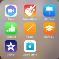 iPhoneを機種変更してicloudから復元したら、バックアップにはなかったこれのアプリが入っていました。危ない何かでしょうか?また、危なくないなら消しても大丈夫なものですか?