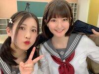 元地下アイドルでYouTuberのなる(右)と橋本環奈ちゃんはどっちが可愛いと思いますか? ちなみに私が好きなのはなるです。