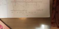 輪軸の問題です。解説が無いためDの④gの解き方を教えて頂けないでしょうか? 答は400gです。
