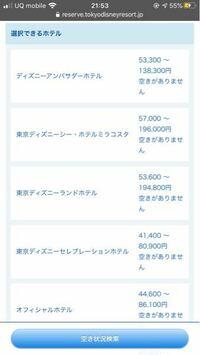 ディズニーのバケーションパッケージを利用したいのですが、公式サイトに書いてある最安の値段はチケット込みですか? 分かる方回答お願いします。