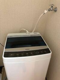 洗濯機の使い方について 大学生です 一人暮らしを始めましたが洗濯機の使い方がわかりません 備え付けの家電のため説明書などが無く、どれくらい水を入れればいいのか、どのくらい洗濯物が溜まってから洗った方がいいのか分かりません  使い方の説明ともし知っておいたほうがいいこと等があれば教えてください