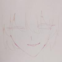 顎の描き方を教えてください。 私が顎を描くとどうしても尖ってしまいます。 親からも友達からも指摘されました。 指摘してくれた友達からはそういう絵柄だからしょうがないんじゃない?と言われてしまいました。...