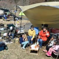 コロナ発生後、キャンプ場に行かれた方へお伺いをいたします。 ・ キャンプ場はコロナ発生前に較べると、人は多かったでしょうか。 いかがでしょうか。